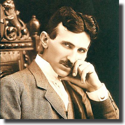 Nikola Tesla: lo scienziato che indicò la strada...