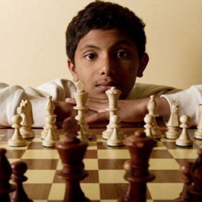 Fahim: da clandestino a campione di scacchi