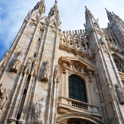 Un Angelo a Milano