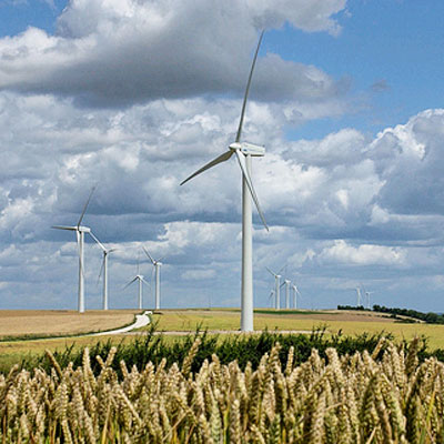 Tremila famiglie acquistano una pala eolica
