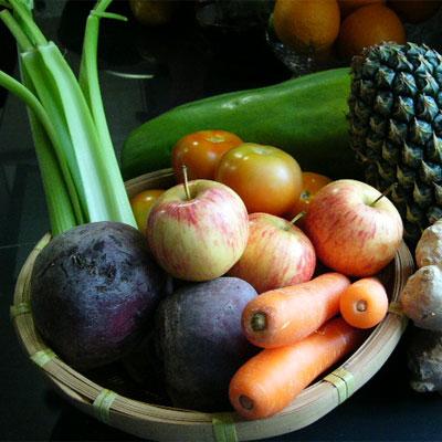 Più felici con 7 porzioni al giorno di frutta e verdura