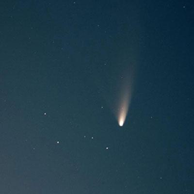 Verso l'Equinozio con la Cometa
