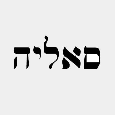 Angelo Sa'aliyah Dal 3 al 7 Novembre