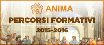 Percorsi formativi Anima - fino a fine febbraio