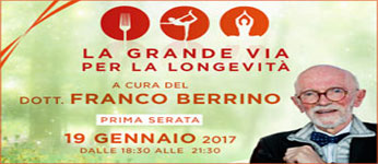 Evento Berrino