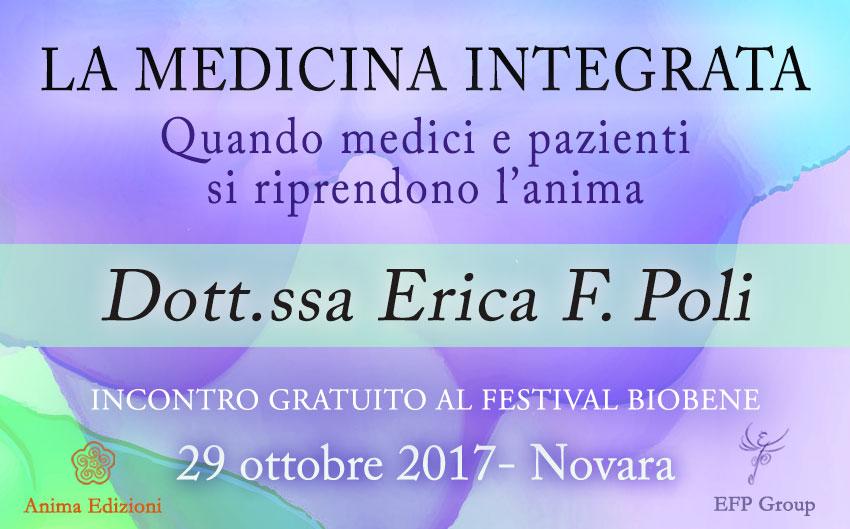 Conferenza: La Medicina Integrata @ BioBene Festival Novara