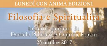 Filosofia spiritualità 23 ottobre con data