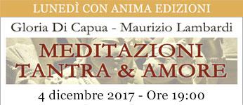 CD Tantra & Amore 4 dic 2017