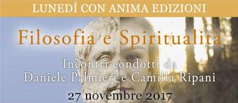 Filosofia Spiritualità 27 nov 2017