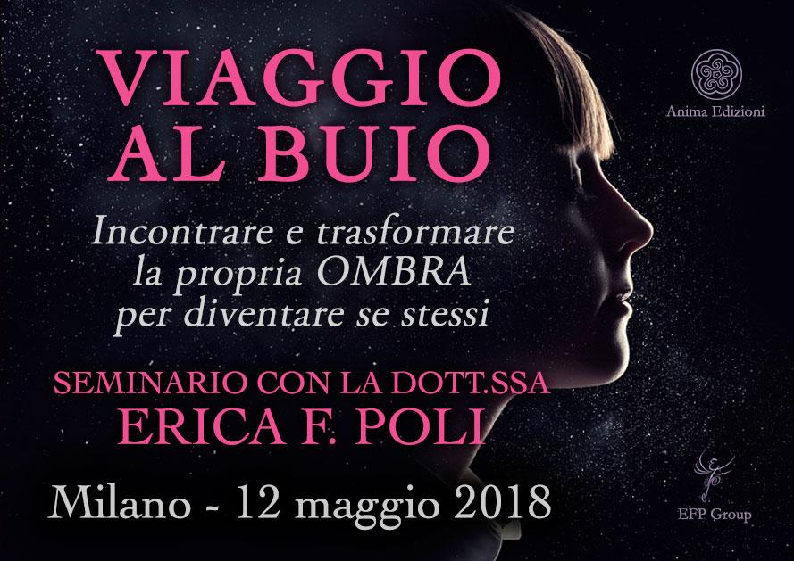 Seminario: Viaggio al Buio con Erica F. Poli @ EFP Group – Milano, Corso Vercelli 56