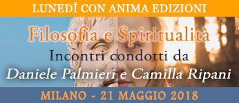 Filosofia Spiritualità 21 mag 2018