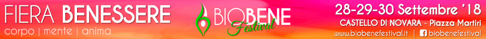 BioBene 28-30 sett 2018