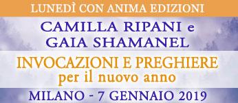 Ripani Shamanel Invocaizoni 7 genn 19