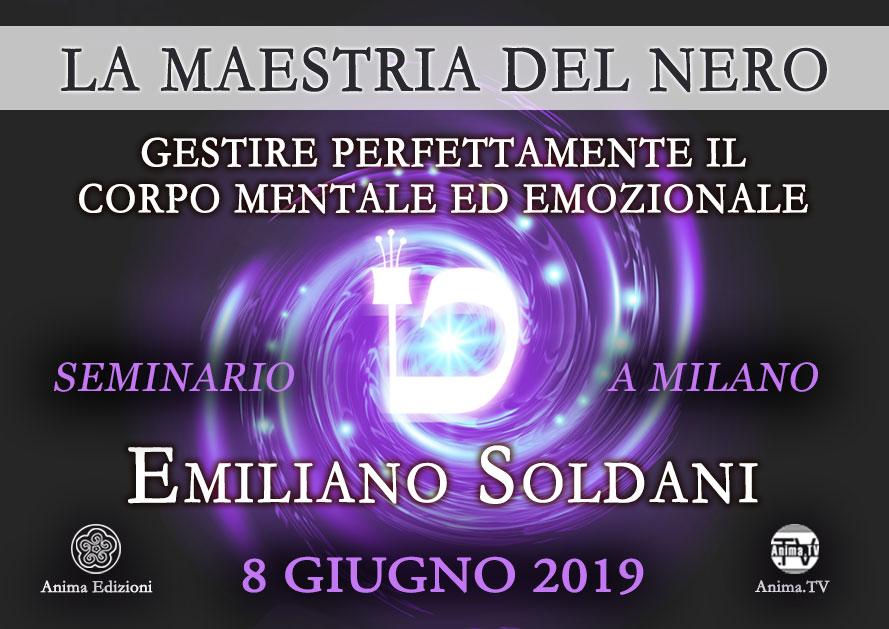 Soldani-Maestria-Nero