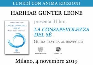 Presentazione libro: La consapevolezza del Sé con Harihar Gunter Leone
