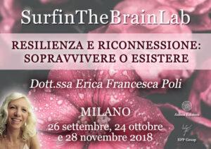 """Laboratori SurfinTheBrainLab: """"Resilienza e riconnessione"""" con Erica F. Poli"""