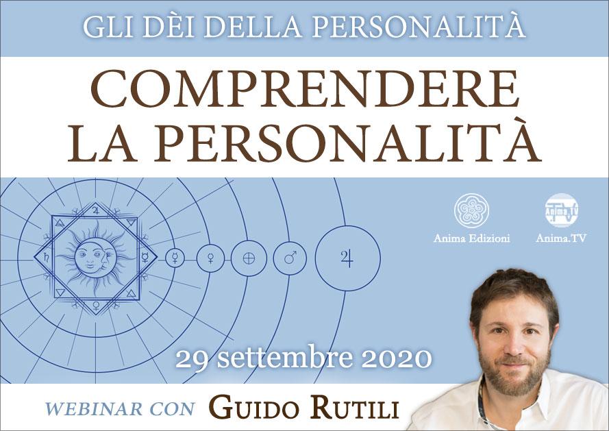 Diretta streaming: Comprendere la Personalità con Guido Rutili @ Diretta streaming