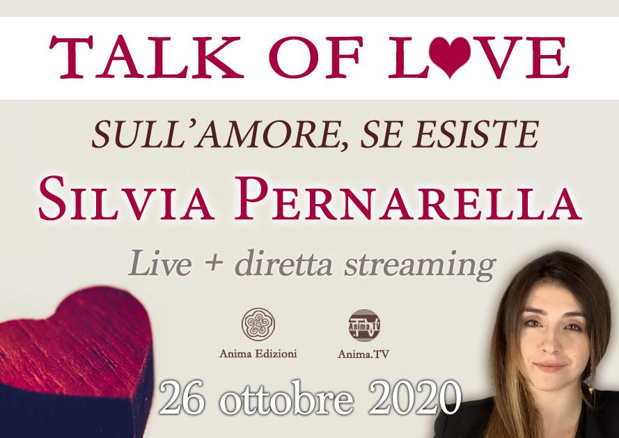 """Talk of Love """"Sull'amore, se esiste"""" (Live + diretta streaming) @ Anima – Corso Magenta, 83"""