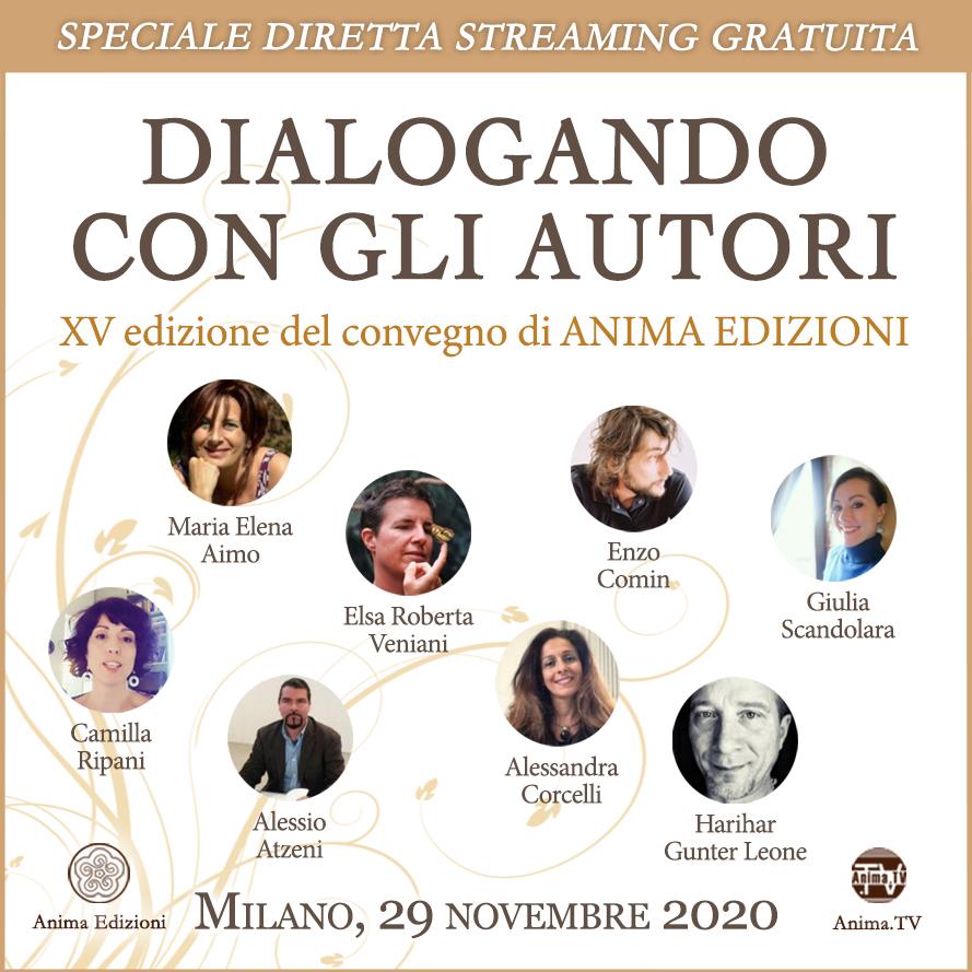 Dialogando con gli autori – Speciale diretta streaming gratuita @ Diretta streaming