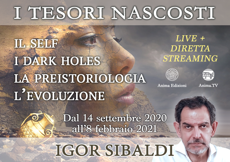 I tesori nascosti – Diretta streaming con Igor Sibaldi @ Diretta streaming