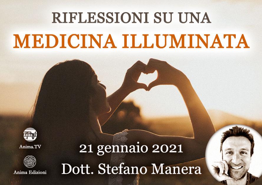 Riflessioni su una medicina illuminata – Diretta streaming con Stefano Manera @ Diretta streaming