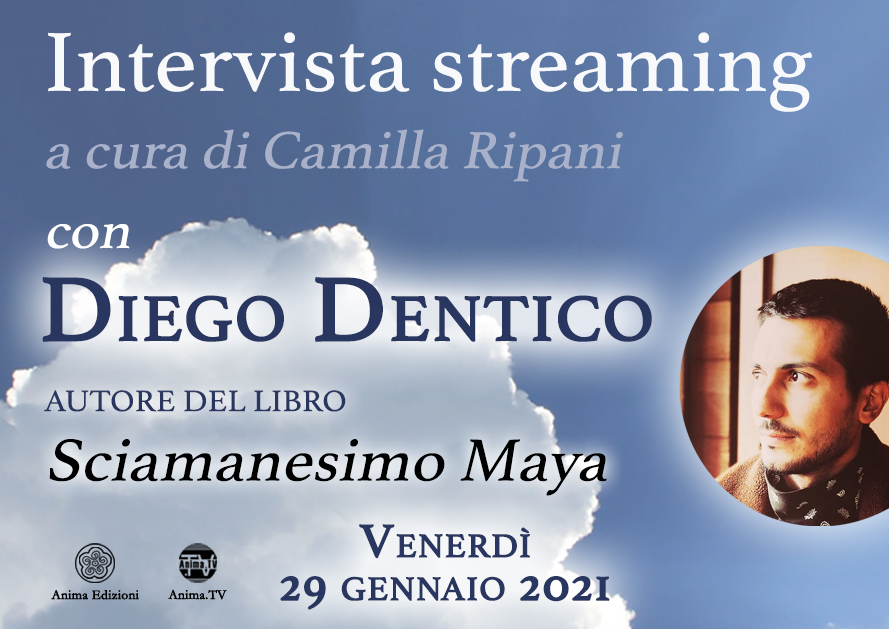 Intervista streaming con Diego Dentico @ Diretta streaming