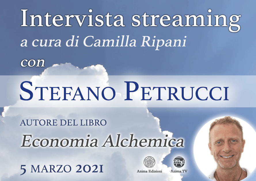 Intervista streaming con Stefano Petrucci @ Diretta streaming