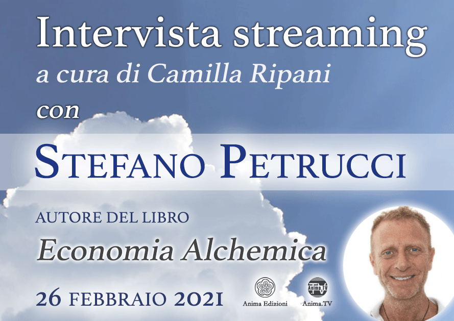 Intervista streaming con Stefano Petrucci @ Diretta streaming