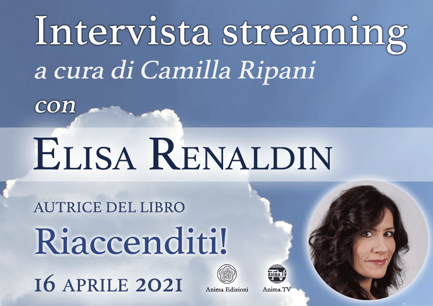 Intervista streaming con Elisa Renaldin @ Diretta streaming