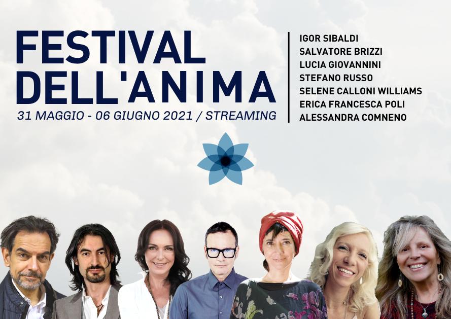 Festival dell'Anima (Diretta streaming) @ Diretta streaming