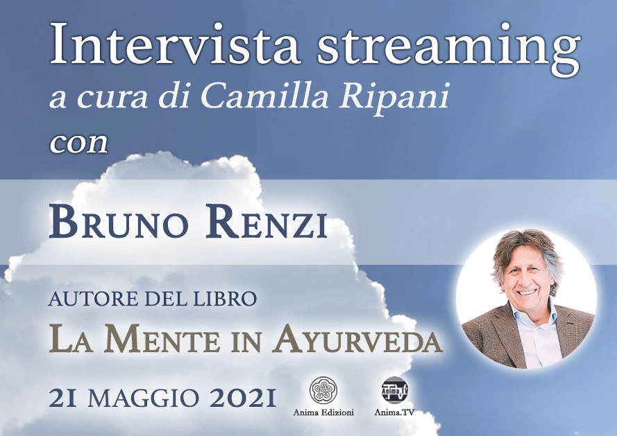 Intervista streaming con Bruno Renzi @ Diretta streaming