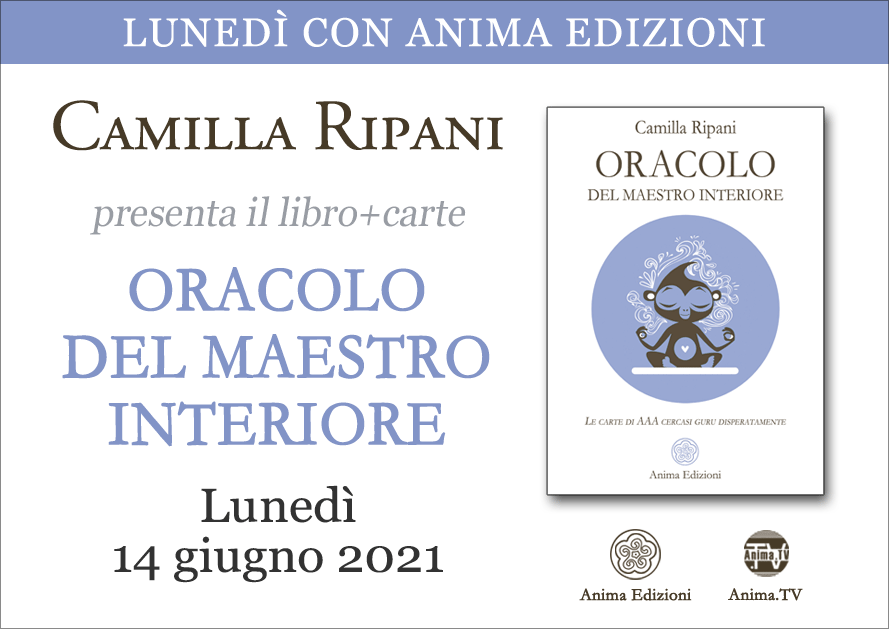Oracolo del Maestro Interiore – Presentazione libro+carte con Camilla Ripani @ Diretta streaming