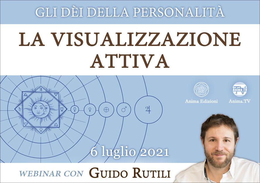 La Visualizzazione Attiva – Workshop con Guido Rutili (Diretta streaming) @ Diretta streaming