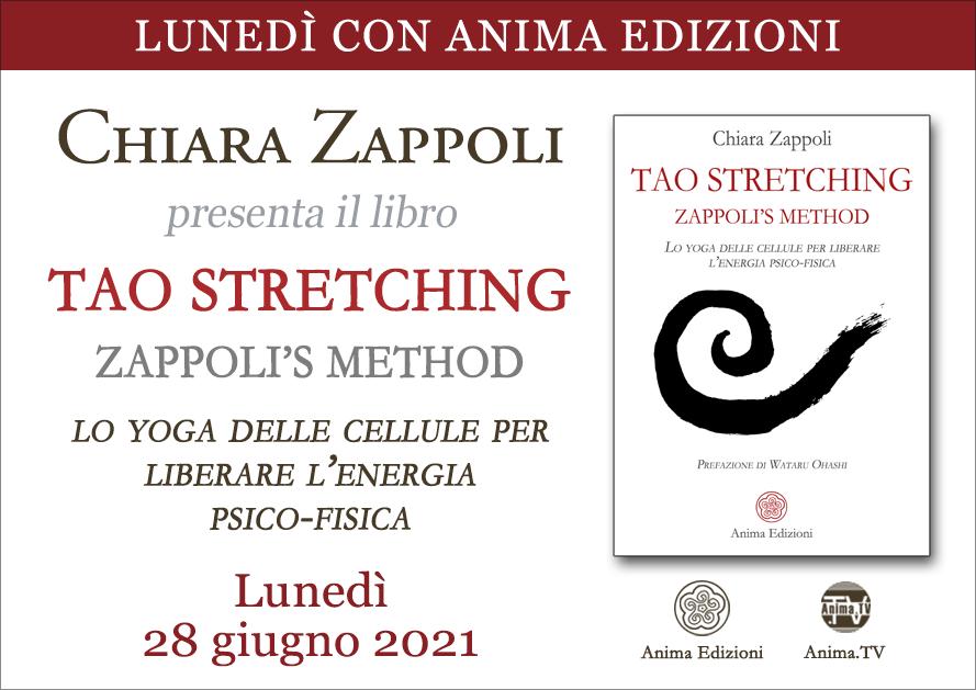 Tao Stretching – Presentazione libro con Chiara Zappoli @ Diretta streaming